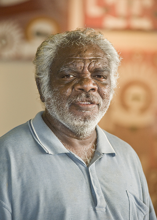 gordon barunga headshot